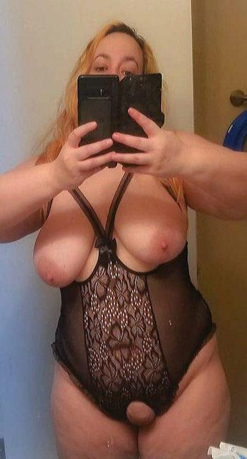 Femme ronde veut rencontrer des hommes mûrs chauds